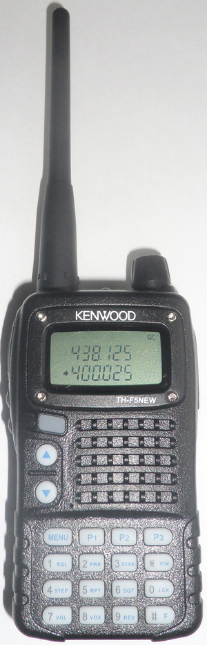 Рация Kenwood TH-F5 New 400-470 Mhz новая